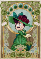 .:Vintage Minnie:. by Twinkel13
