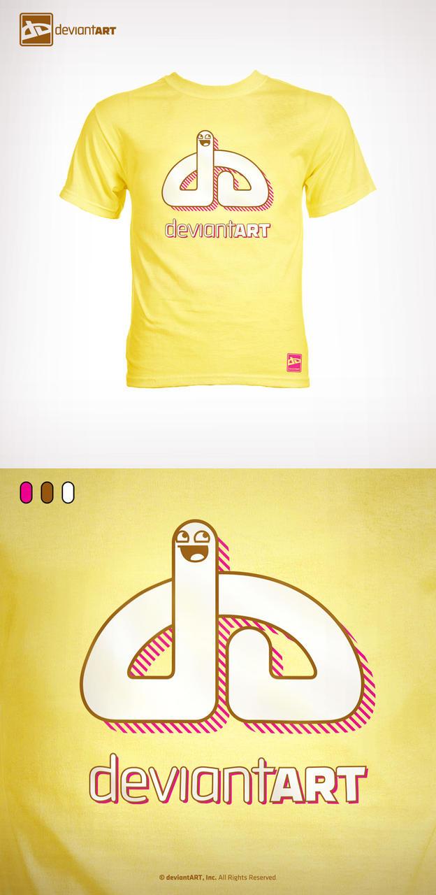 T-Shirt DA by wormhappy1plz