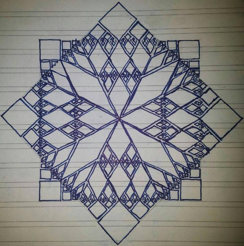 something like mandala by NorthEmpire