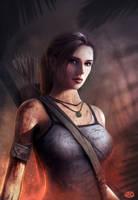 Lara Croft by Jimmy-Synthetic