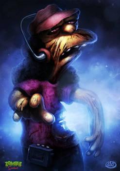 Zombie Simpsons: Otto