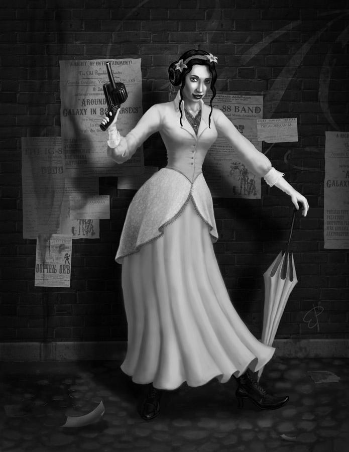 Princess, Revolutionary by Ultra0kelvin