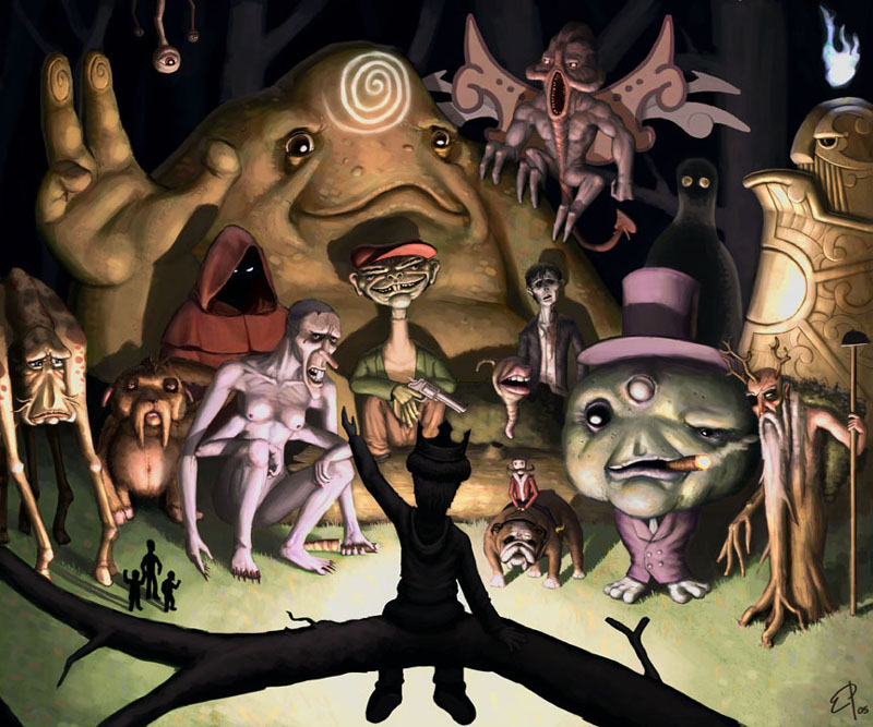 The Demon Prince by Ultra0kelvin