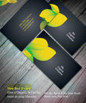 New Bud B-card design by himangshu-aka-jaan