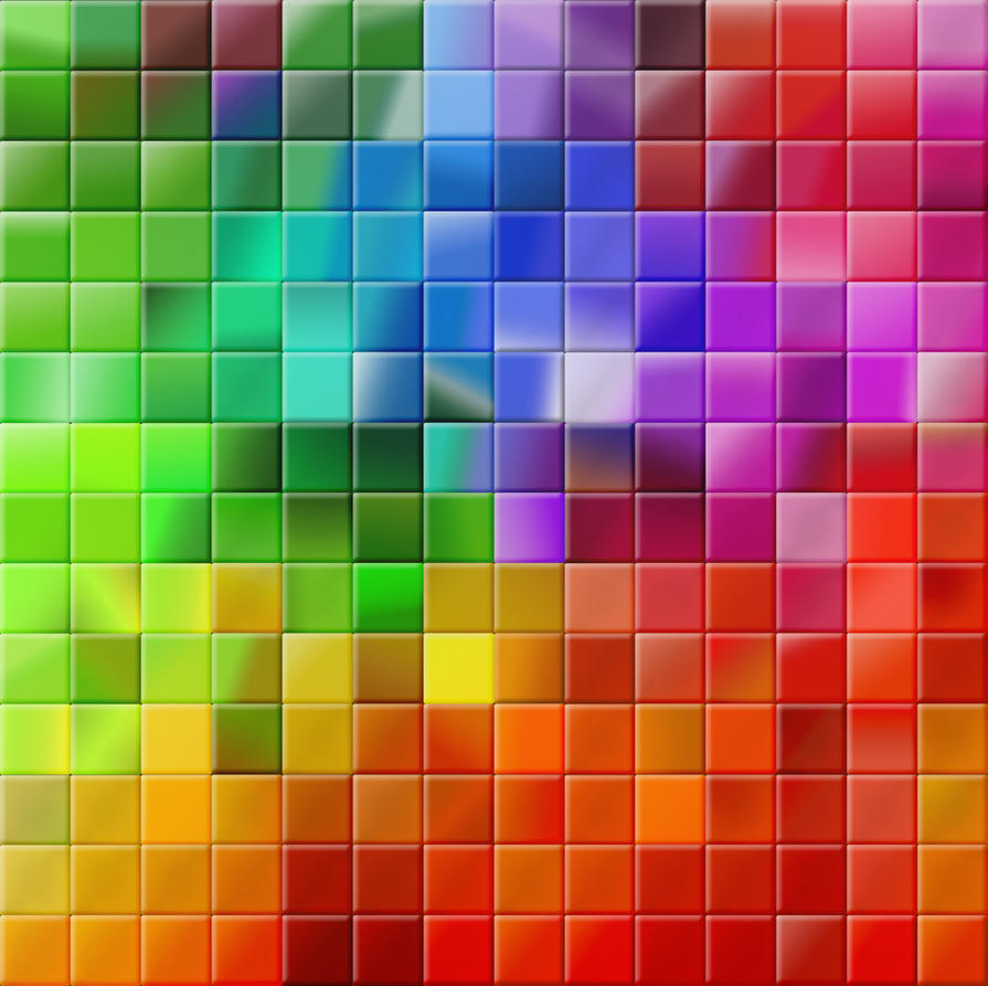 My Mosaic Color Palette by jaysquall on DeviantArt