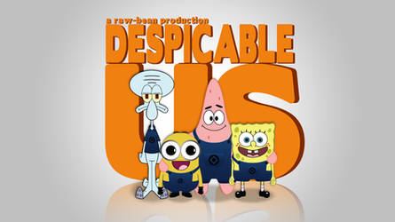 Despicable Us feat. Spongebob by jaysquall