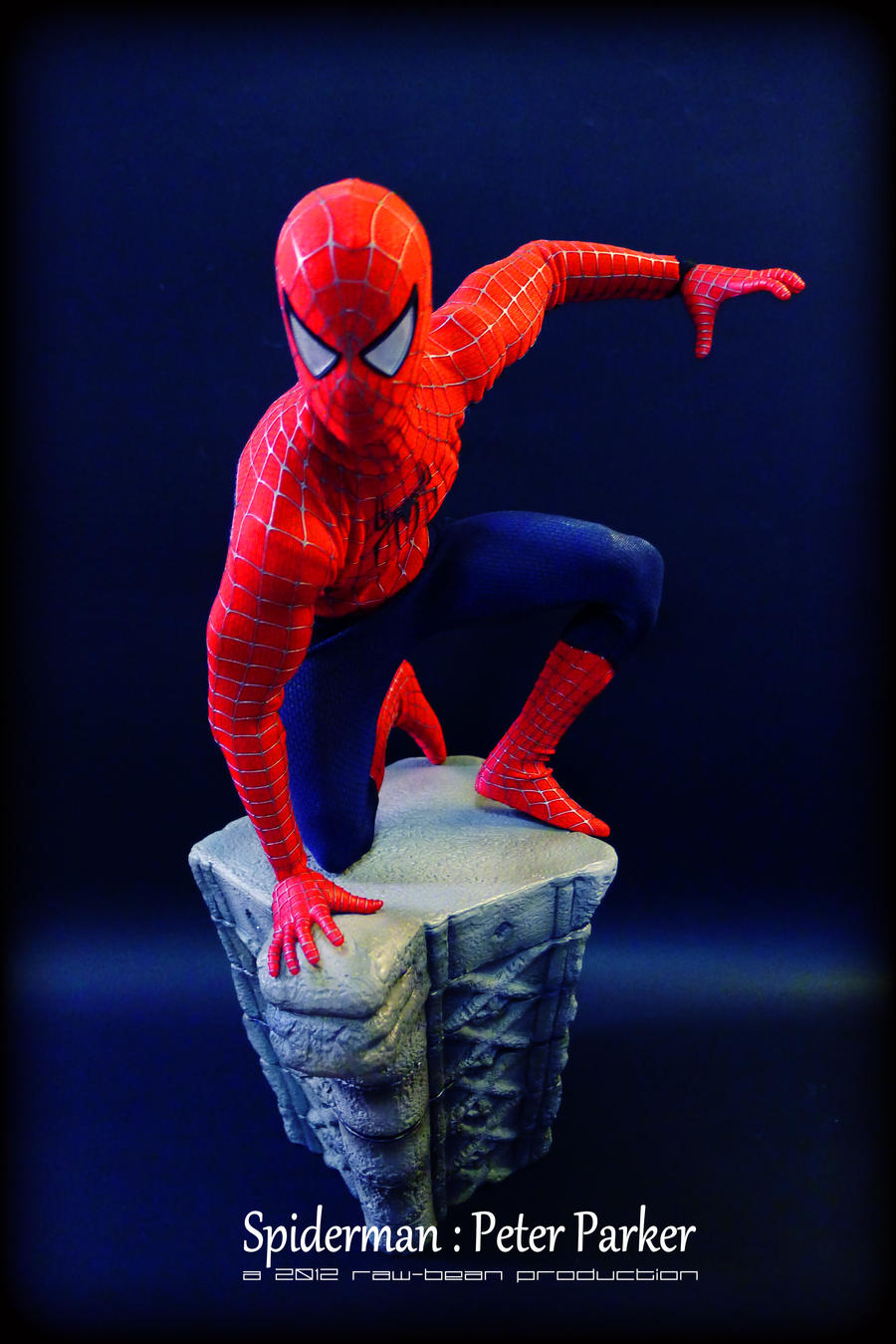 Hot Toys - Spiderman 3 by jaysquall