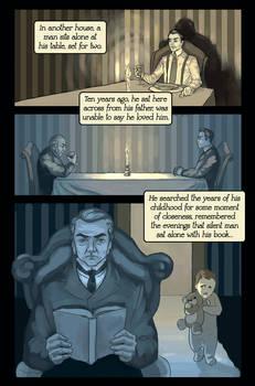 Einstein's Dreams Pg 1