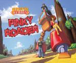 Pinky Roader, awww yeah
