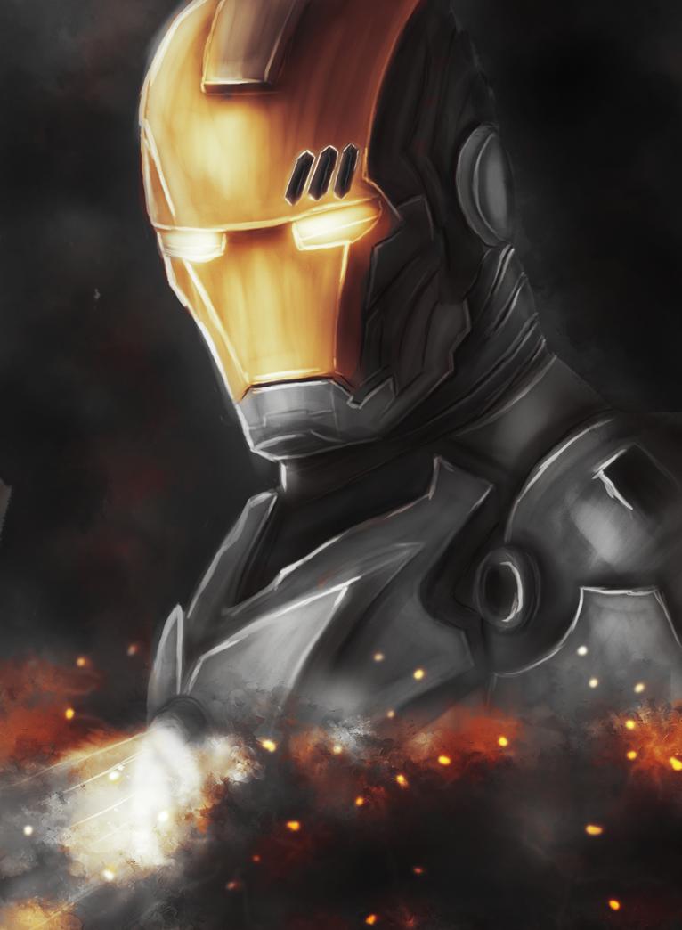 Iron Man by ModernMaking