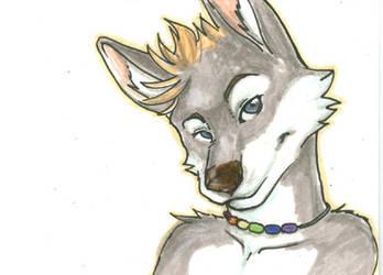 Badge:  RojWulf, by Studpup