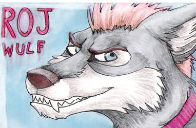 Badge, By Growly
