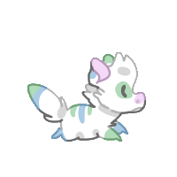 another tiny chibi by pitbullie