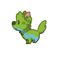 another tiny chibi by pitbullie