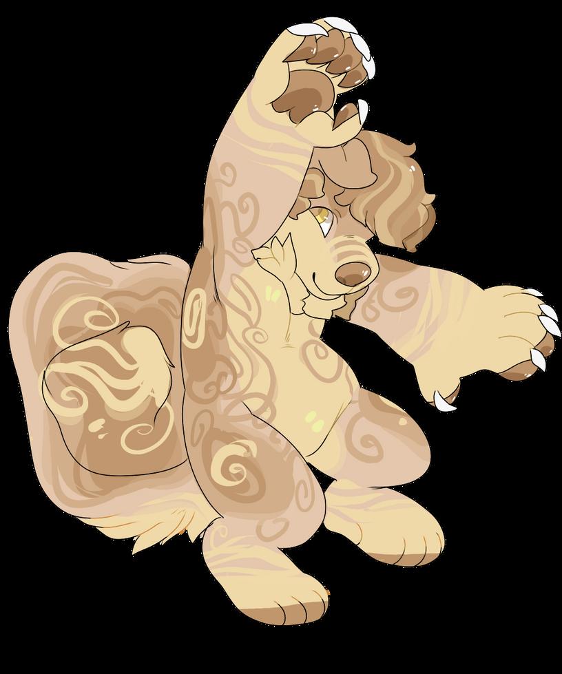 Cinnadog Ych by pitbullie