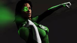 Jessica Cruz: Green Lantern