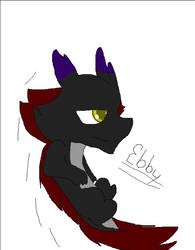 Ebby by Bloody4claws
