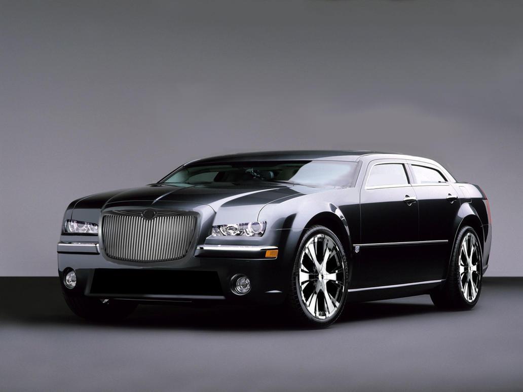 Chrysler 300c srt8 dub