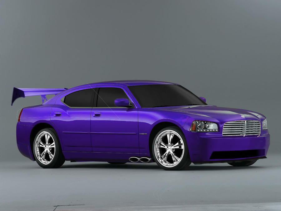 Dodge Charger 'DUB' Edition by RandomExecutive on DeviantArt