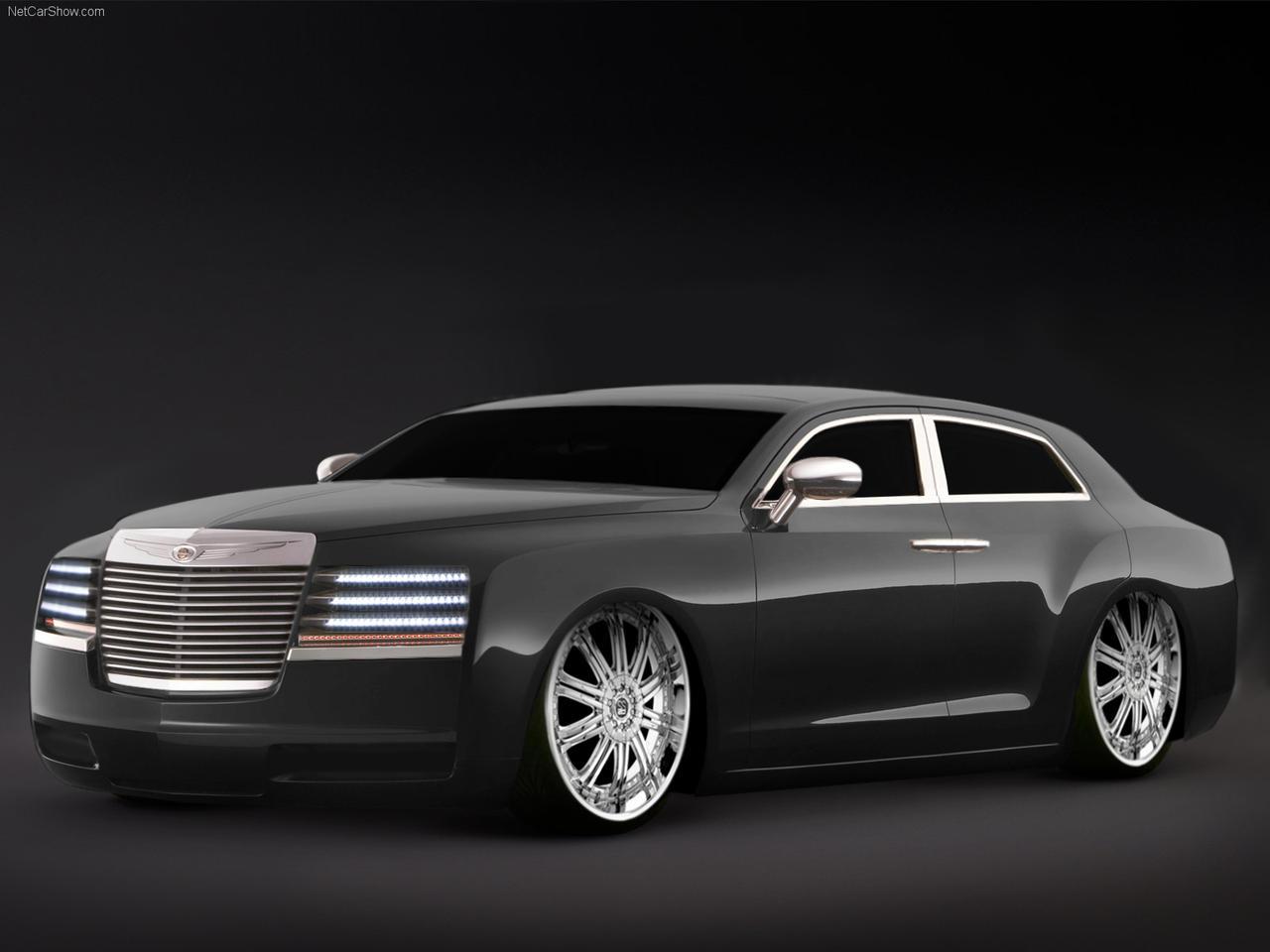 Chrysler Imperial - Z Concept by RandomExecutive