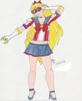 Prize: Sailor V by QTZephyr