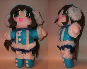 Winter Paprika Plush