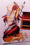 Erza Scarlet by notadz7292