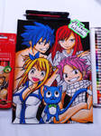 Fairy Tail by notadz7292