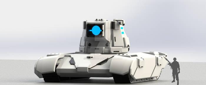 HT 34 J - Heavyweight Tank