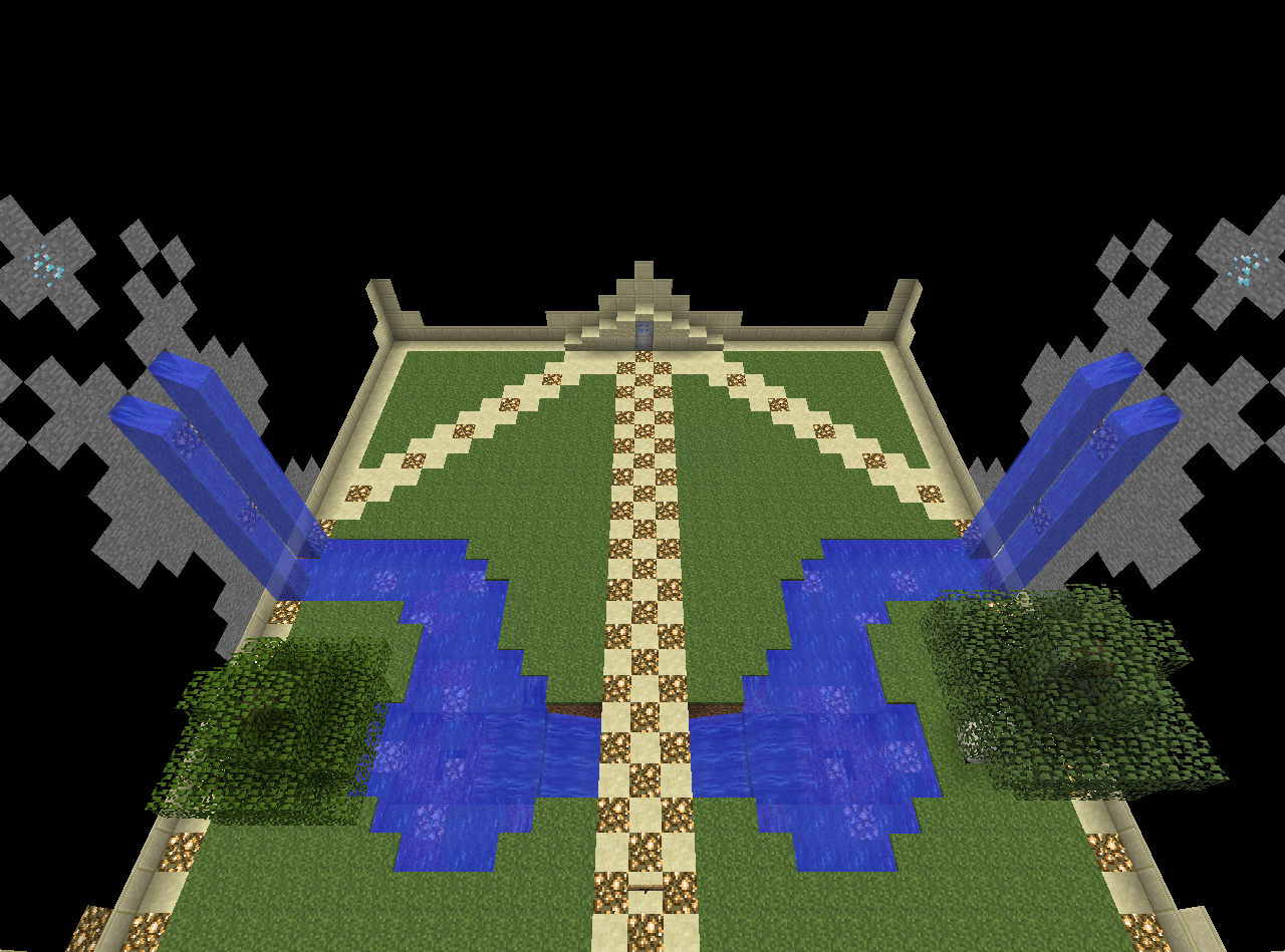 Easy zen garden ideas photograph garden design minecraft i for Garden designs minecraft
