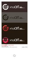 xnusART logo design