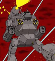 Battletech: Bender by Steel-Raven