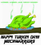Happy Jade Turkey Day