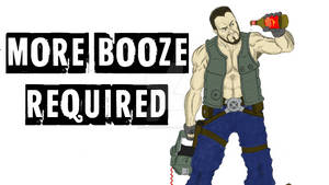 DrunkWarrior Online: More Booze Required!