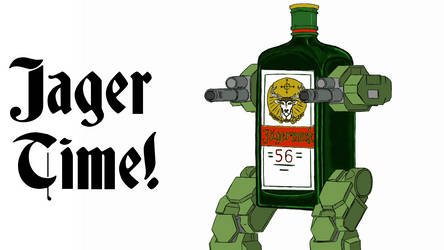 DrunkWarrior: It's Jager Time!