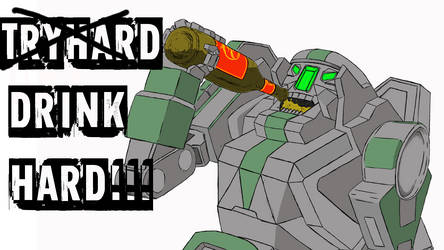 DrunkWarrior Online: Drink Hard