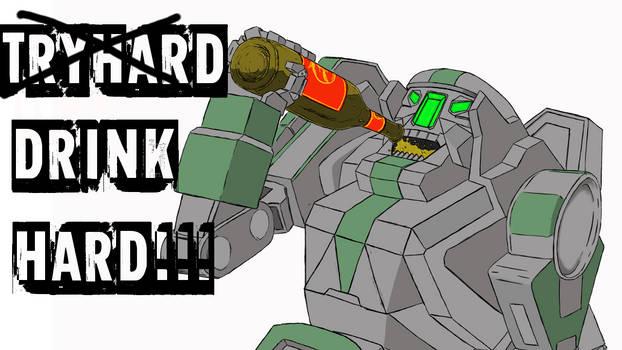 DrunkWarrior Online: Drink Hard