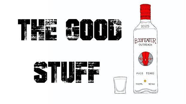 Drunk Warrior Online: The Good Stuff