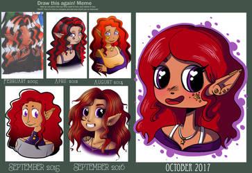 2017 Redraw by MidnightBlueTopaz