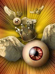 Royal Flying Eyeballs