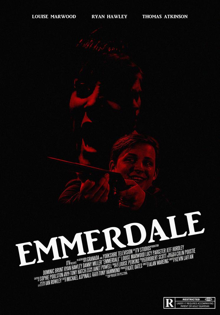 Emmerdale Fan Poster by MaisieEG