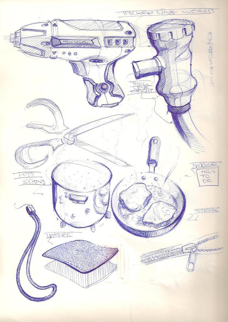 sketch b6 by LaziRaven