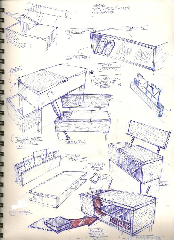 sketch b5 by LaziRaven