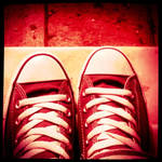my shoes..