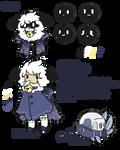 [Kirby OC] Moji