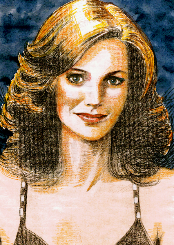 Jaclyn Smith by eiger3975