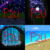 P2U Pixel Backgrounds Pack by Proximasaur