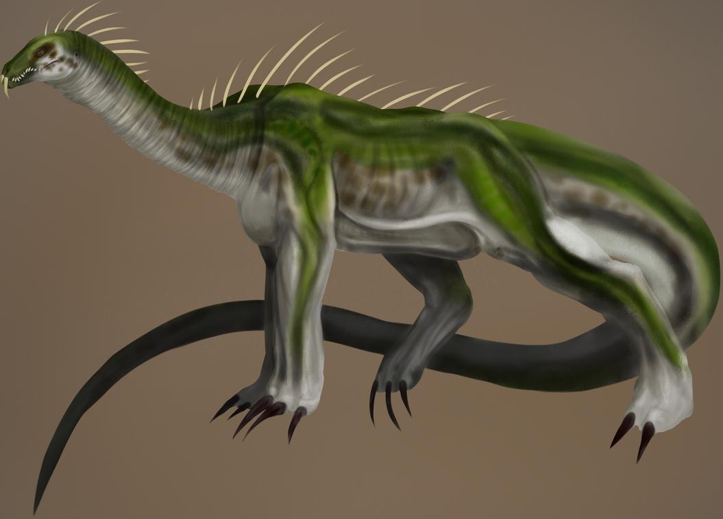 Mokele Mbembe Titan by Proximasaur on DeviantArt
