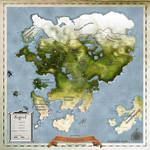 The Continent of Mercavur
