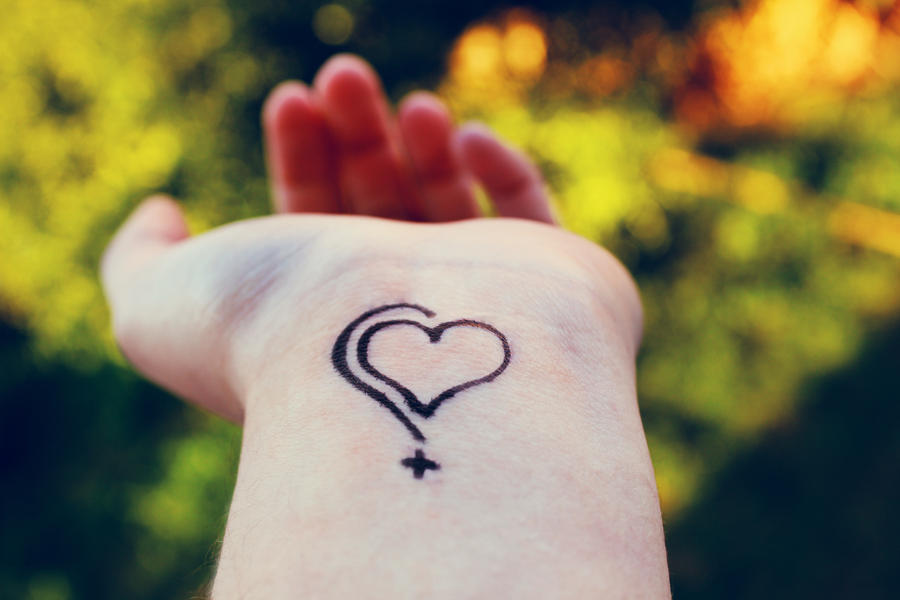 The one that got away by hqheart on deviantart for Tattoo shops in katy